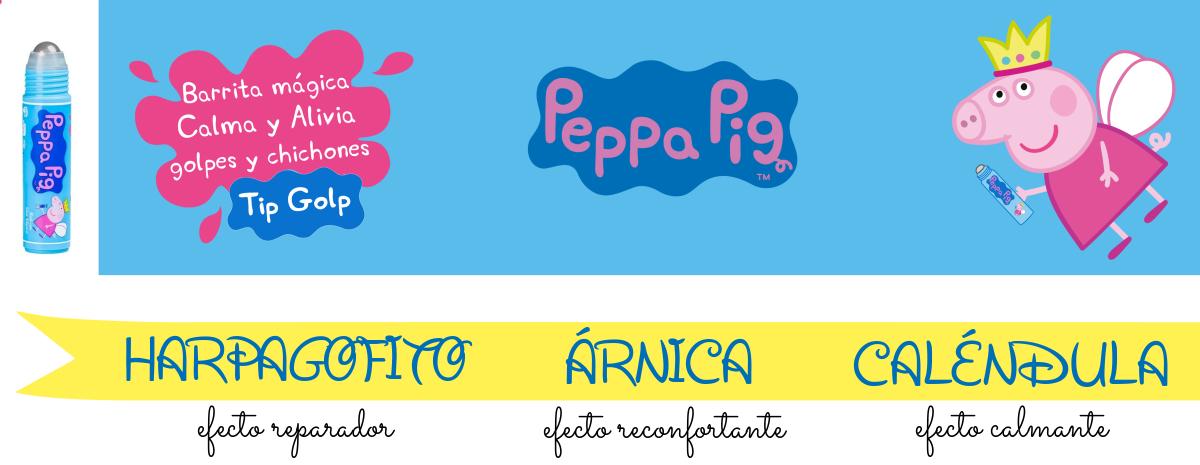 peppa pig arnica