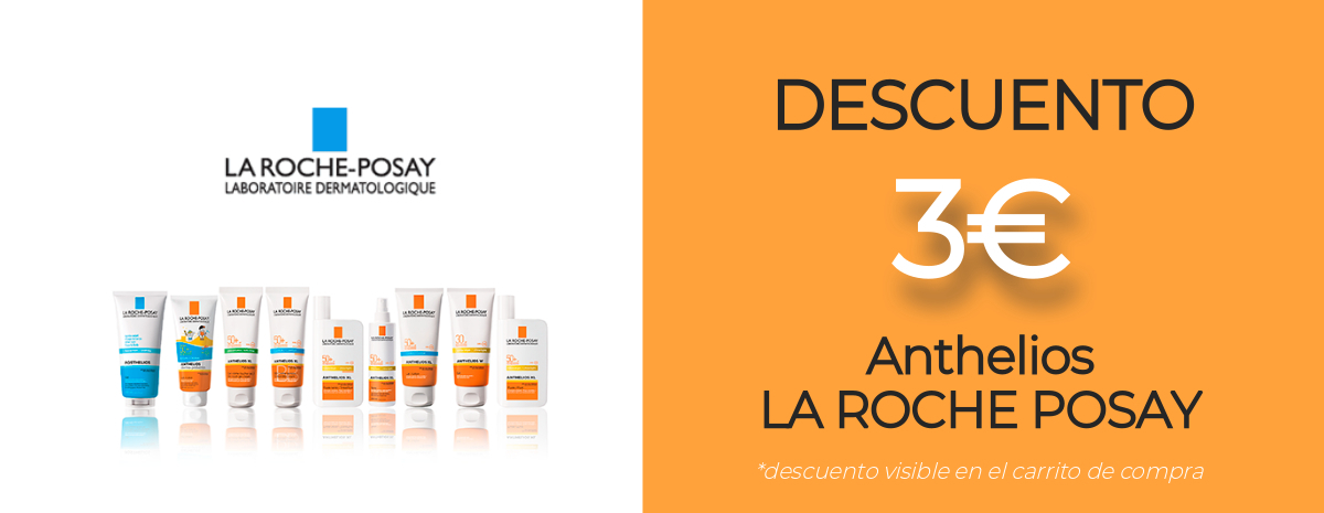 LA ROCHE POSAY / Anthelios Descuento 3€