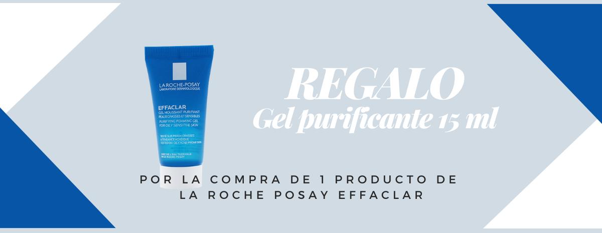 LA ROCHE POSAY / Effaclar REGALO Gel purificante 15 ml
