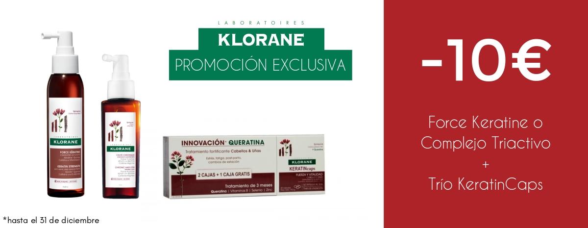 Klorane / Anticaída -10€