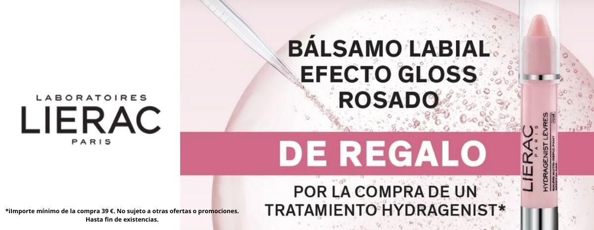 LIERAC / Hydragenist + REGALO gloss