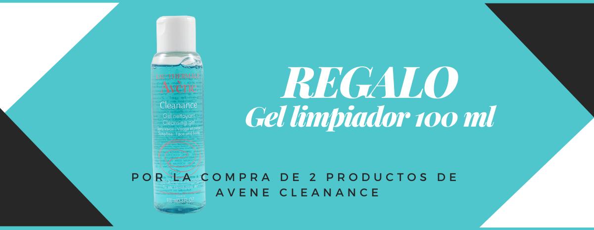 AVENE / Cleanance REGALO Gel limpiador 100 ml