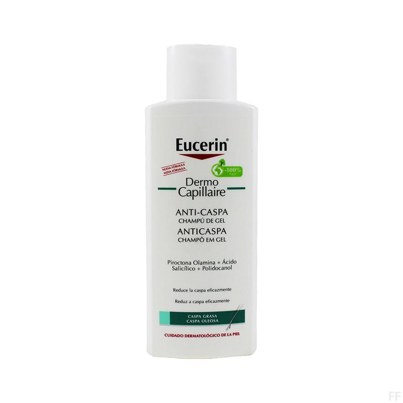 Eucerin DermoCapillaire Champú Anticaspa Grasa 250 ml