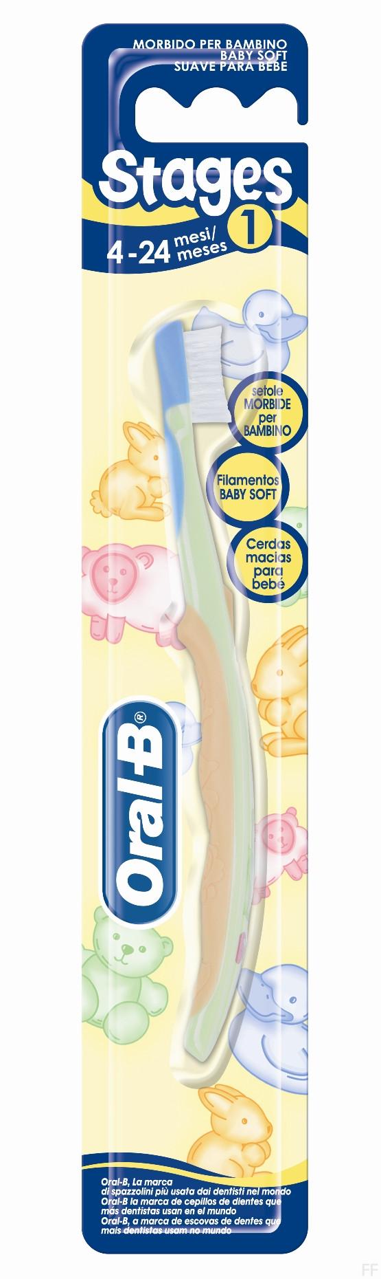 Oral B Cepillo 4-24 meses
