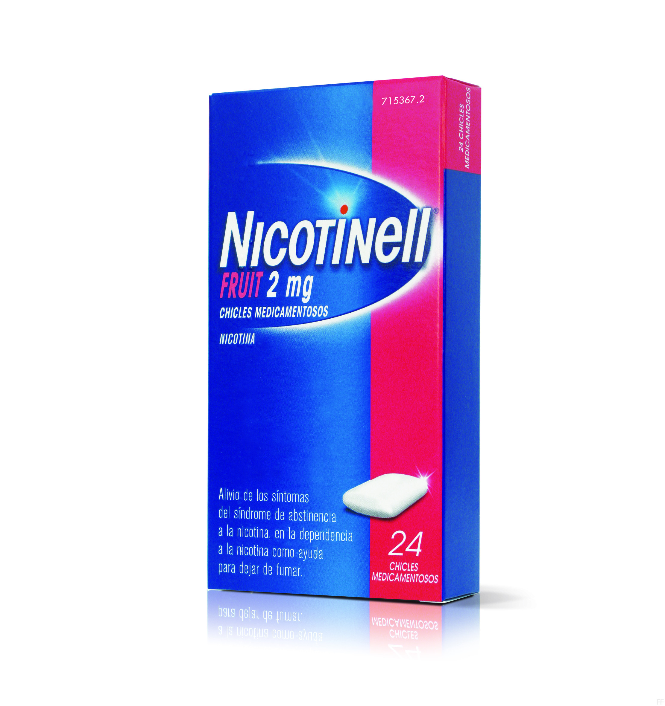 nicotinell fruit 24