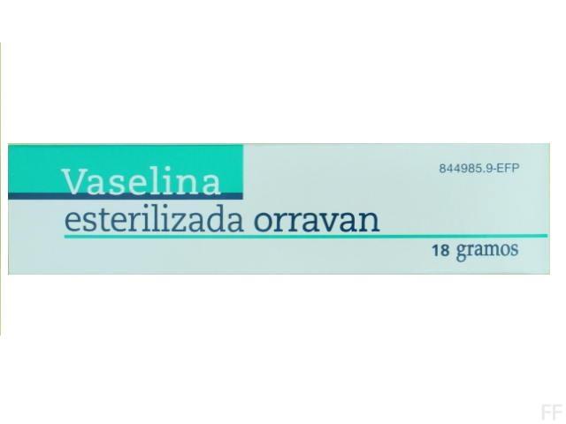 Vaselina Orravan 18 g