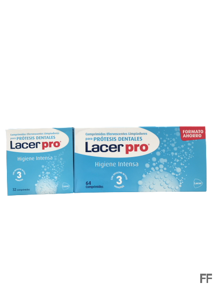 Lacer Pro Tabs 64 + 32 Comprimidos Efervescentes