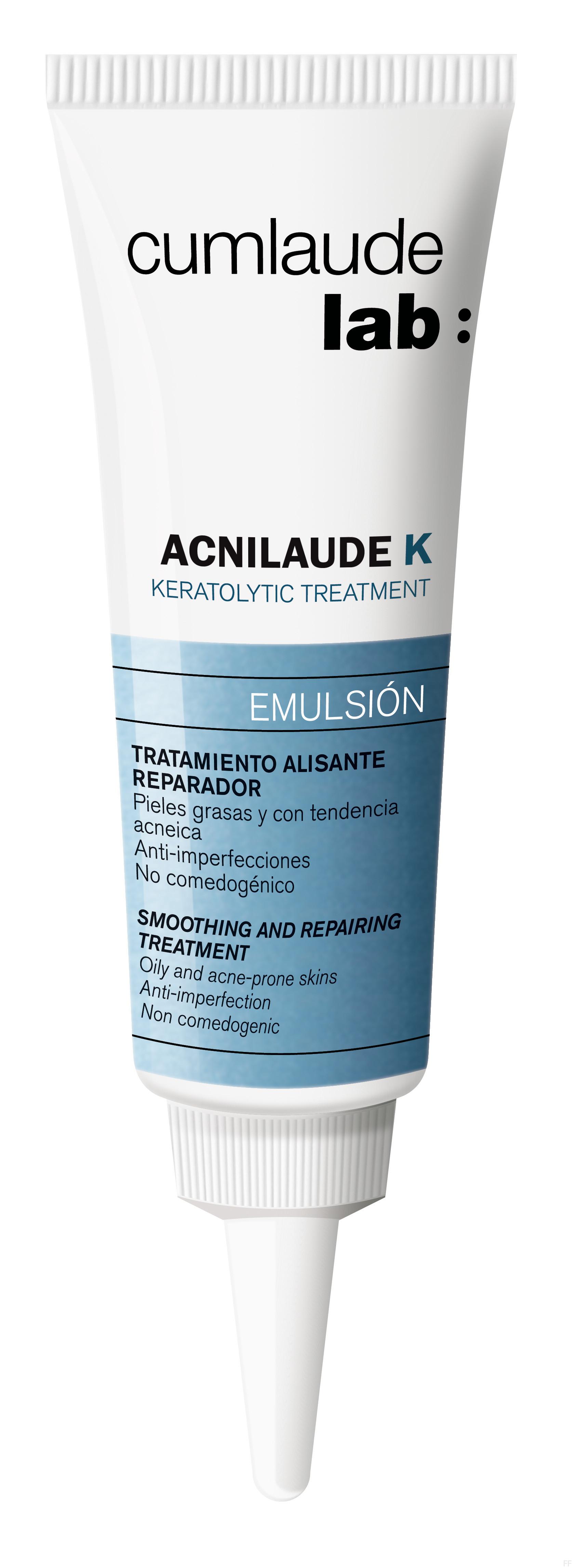 Cumlaude Acnilaude K Emulsión 30 ml