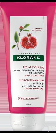 Klorane Bálsamo a la Granada Cabellos teñidos 200 ml