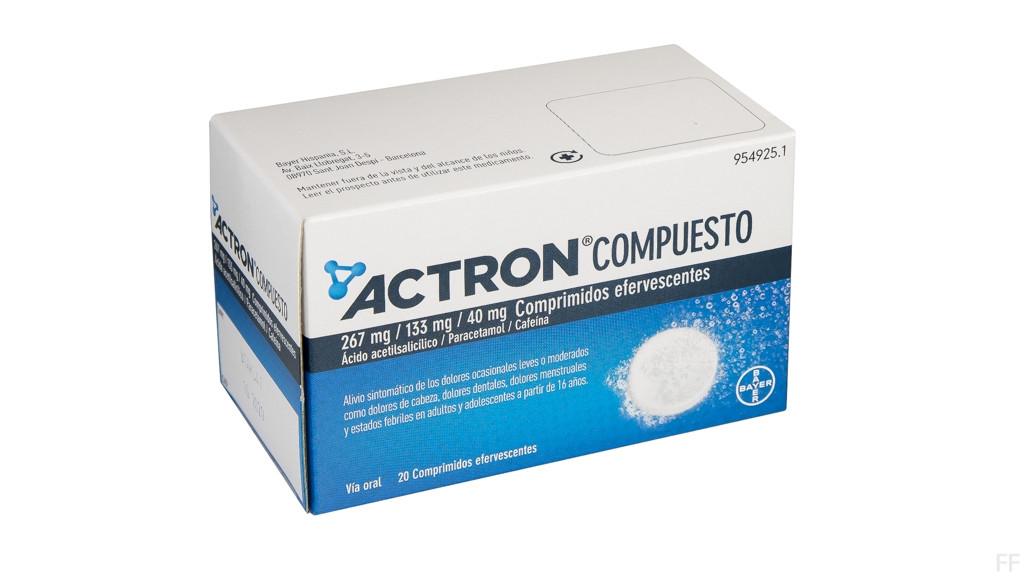 ACTRON COMPUESTO