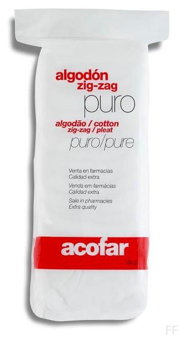 Acofar Algodón Zig-Zag puro 50 g