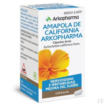 AMAPOLA DE CALIFORNIA ARKOPHARMA 50 CAPSULAS