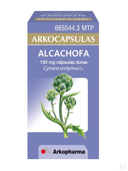 Arkocápsulas Alcachofa Cynara scolymus