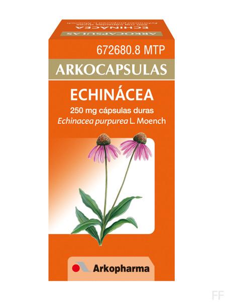 Arkocápsulas Echinacea purpurea