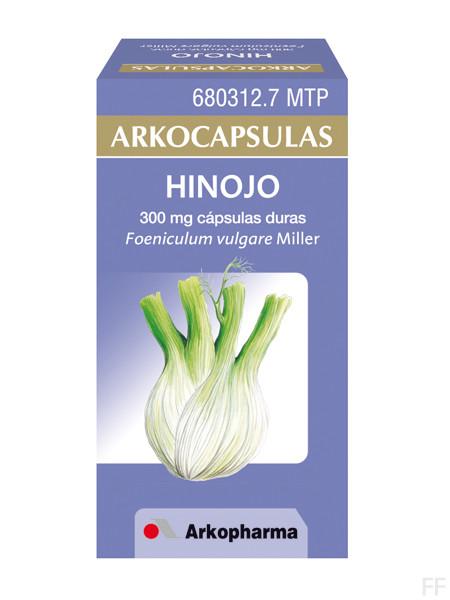 Arkocápsulas Hinojo Foeniculum vulgare