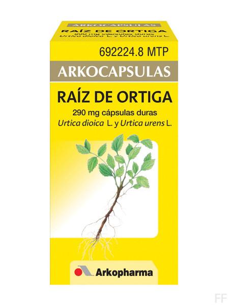 Arkocápsulas Raíz de Ortiga Prostaben