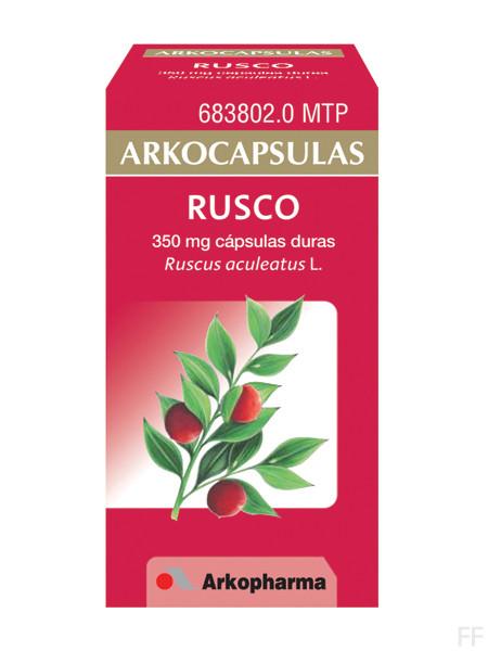 ARKOCAPSULAS RUSCO 350 MG 48 CAPSULAS