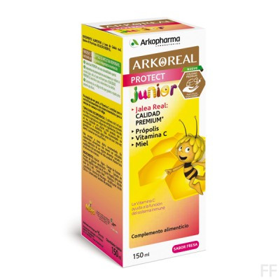 ArkoReal Jarabe Protect Junior 150 ml