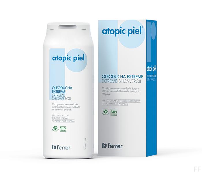 Repavar Atopic Piel Oleoducha Extreme 200 ml