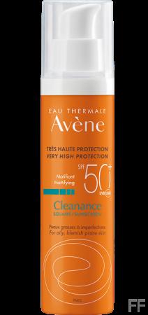 Avene Cleanance Solar SPF50+