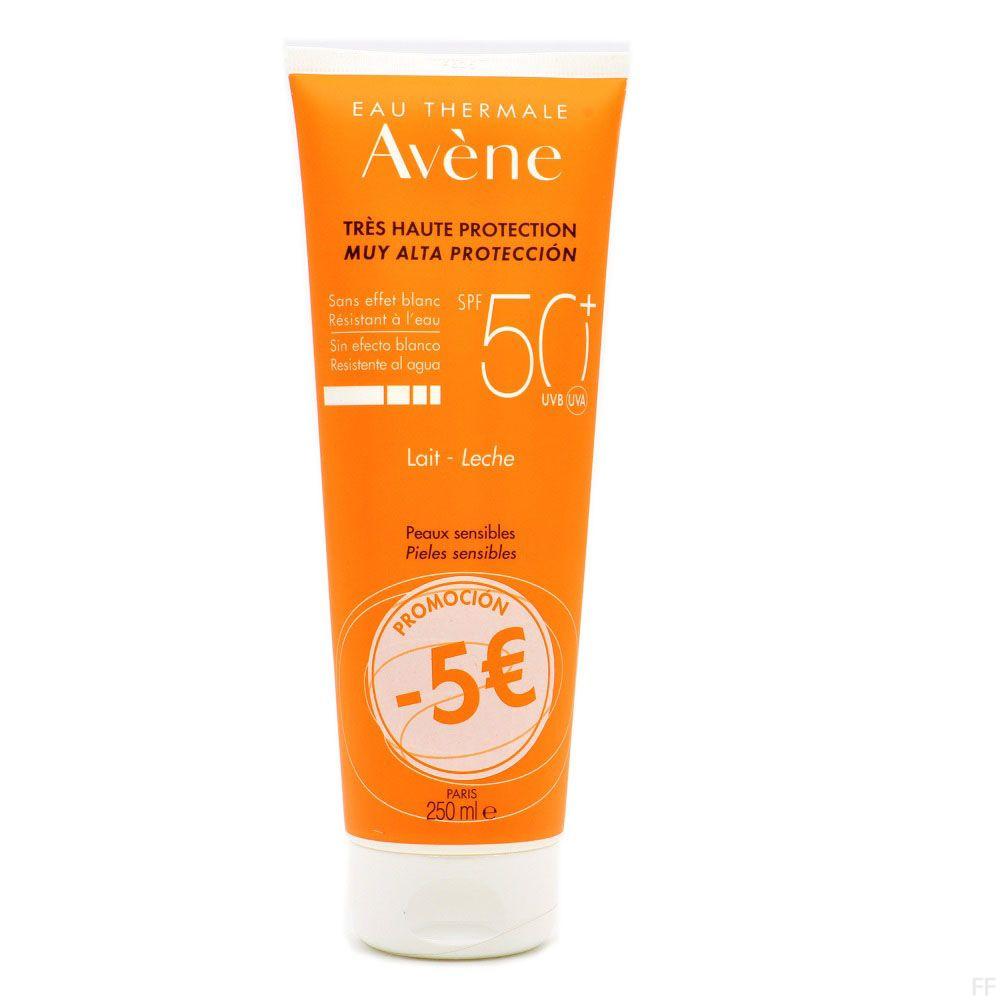 Avene Leche SPF50+ 250 ml