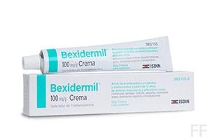 BEXIDERMIL (100 MG/G CREMA 50 G )