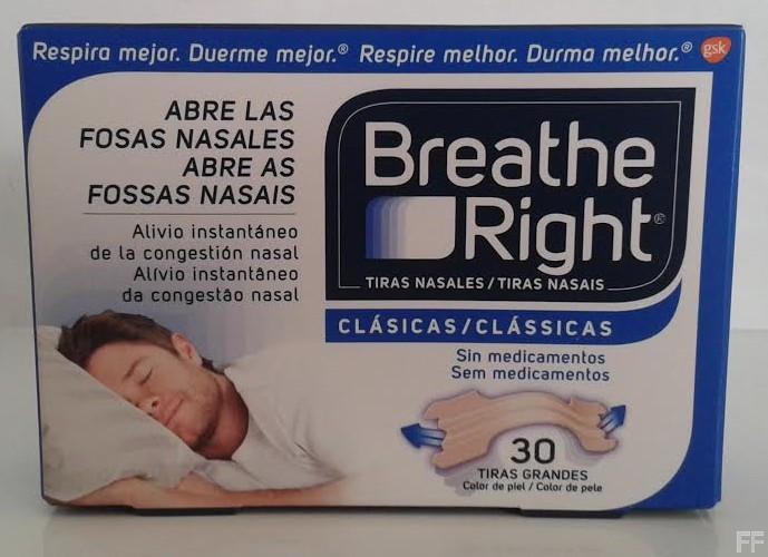 Breathe Right Clásicas 30 uds