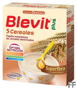 Blevit Plus Superfibra 5 Cereales