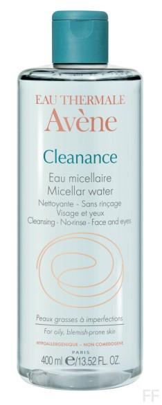 Avene Cleanance Agua Micelar