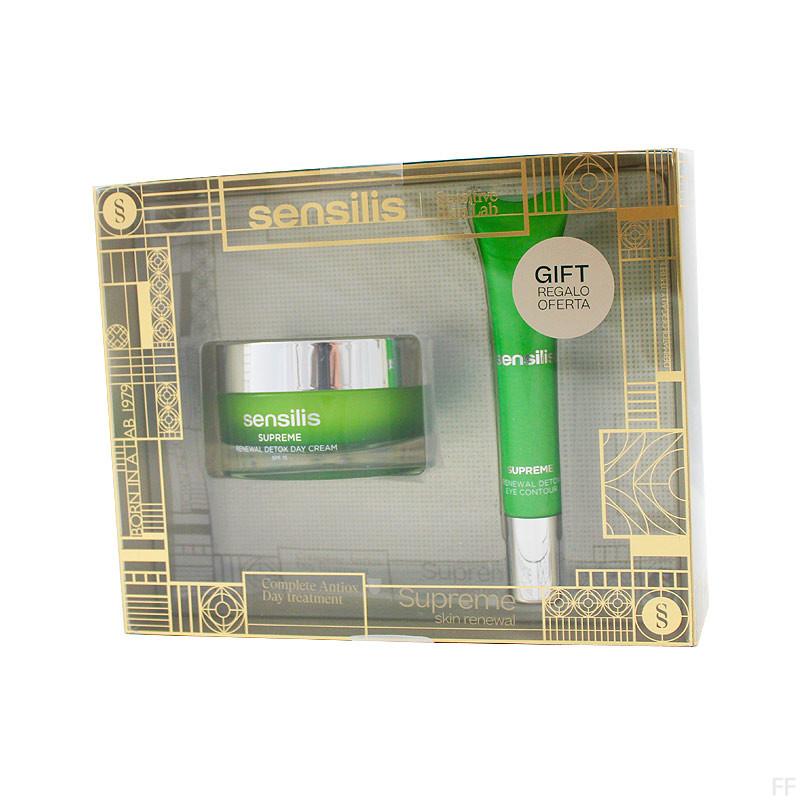 Sensilis Supreme Renewal Detox Crema Día SPF15 50 ml