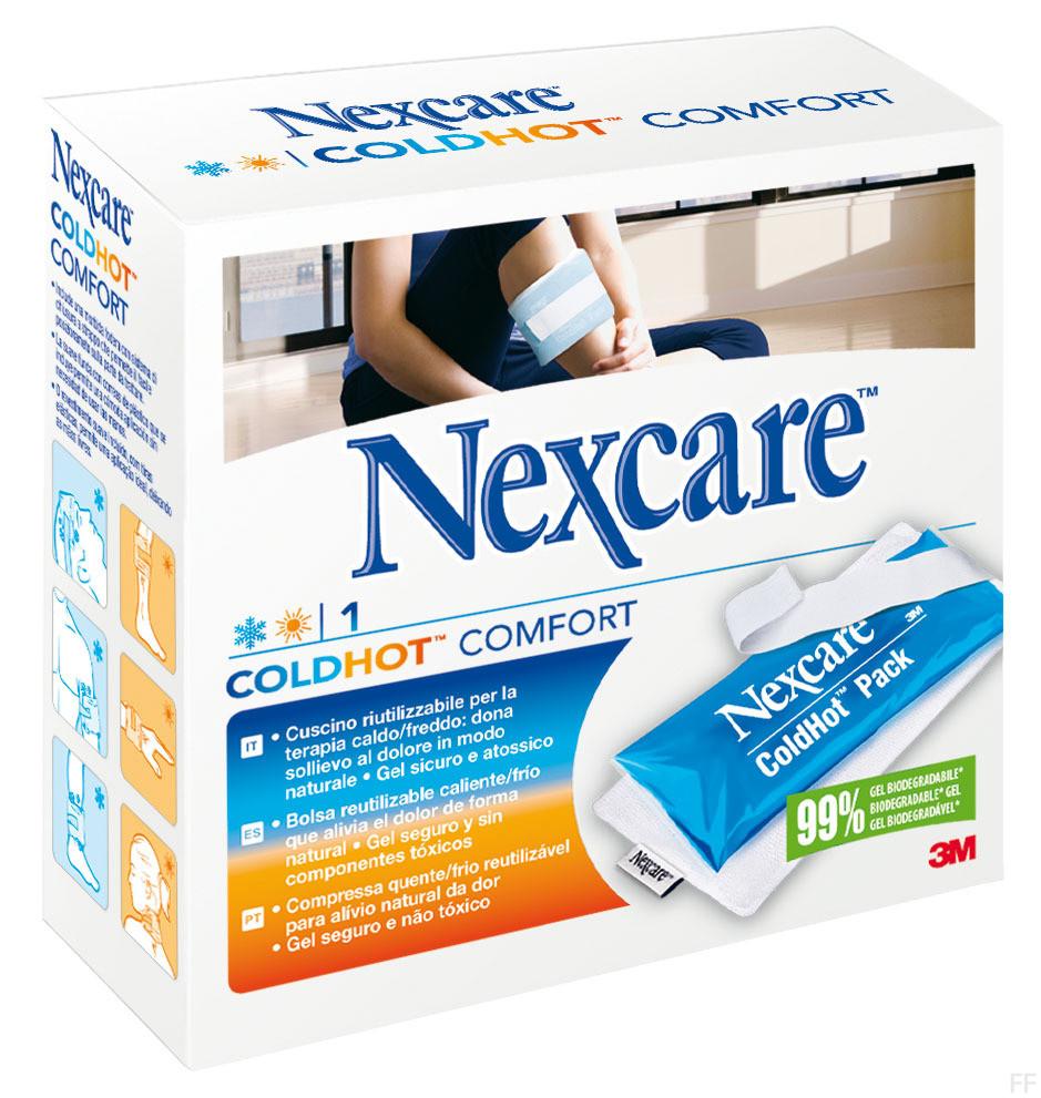 Nexcare Comfort Bolsa Reutilizable Caliente/Frío