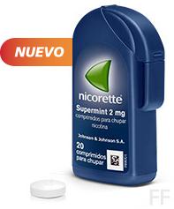 nicorette supermint 2 mg