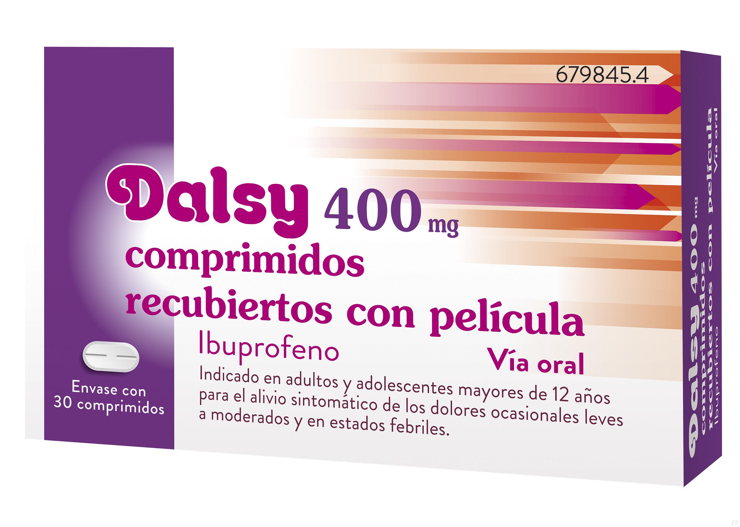 Dalsy 400 mg Comp