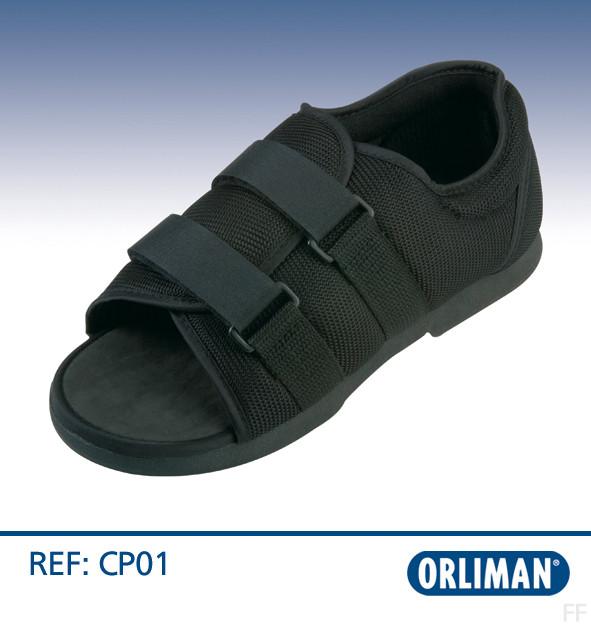 Zapato Postquirúrgico 1 ud - L