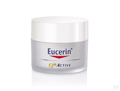 Eucerin Q10 Active Crema de día Piel seca 50 ml