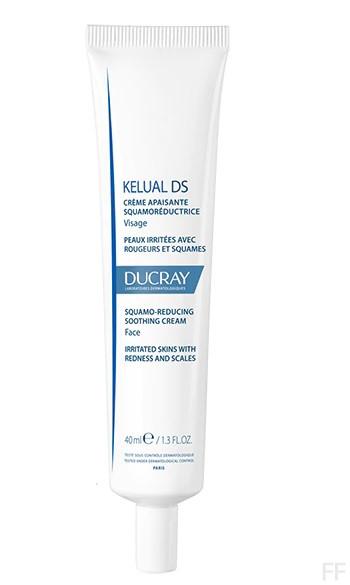 Ducray KELUAL DS Crema Calmante Escamo-reductora 40 ml
