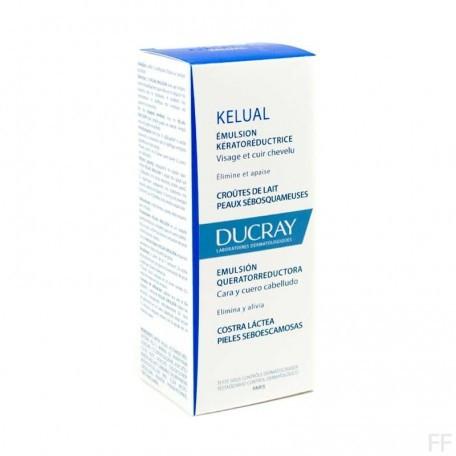 Ducray Kelual Emulsión Queratorreductora 50 ml