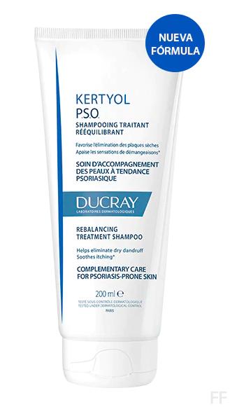 Ducray KERTYOL-PSO Champú 125 ml