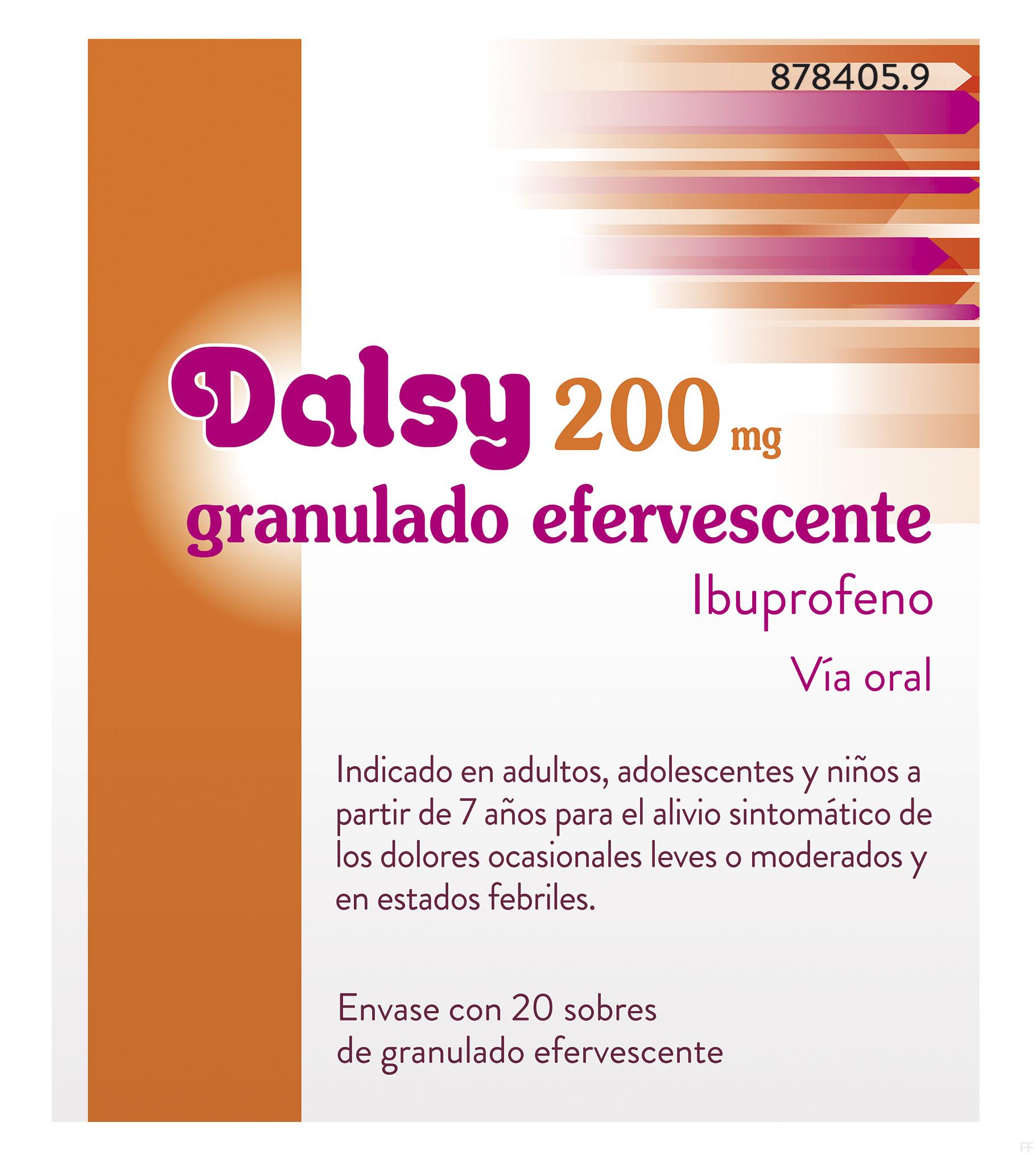 Dalsy Granulado