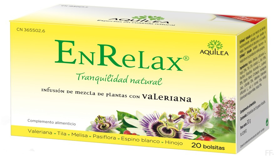 Aquilea / EnRelax (20 bolsitas)