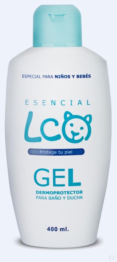 Esencial LCO Gel Dermoprotector para Baño y Duch