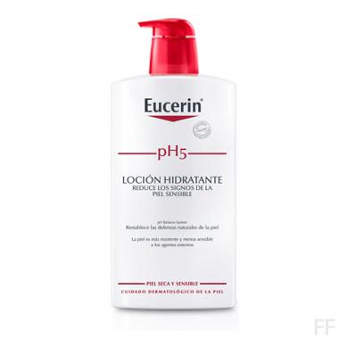 Eucerin Loción pH5 Skin Protection 400 ml