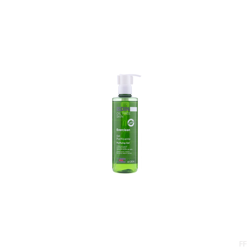 Isdin Everclean Gel Purificante 240 ml