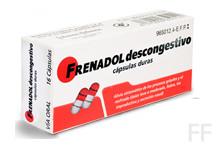 Frenadol capsulas