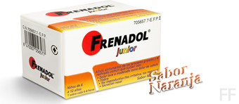 Frenadol Junior
