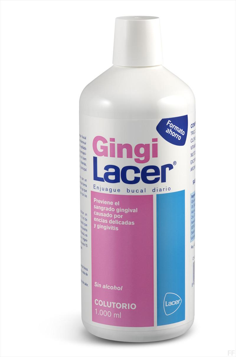 GingiLacer Colutorio Encías 1000 ml