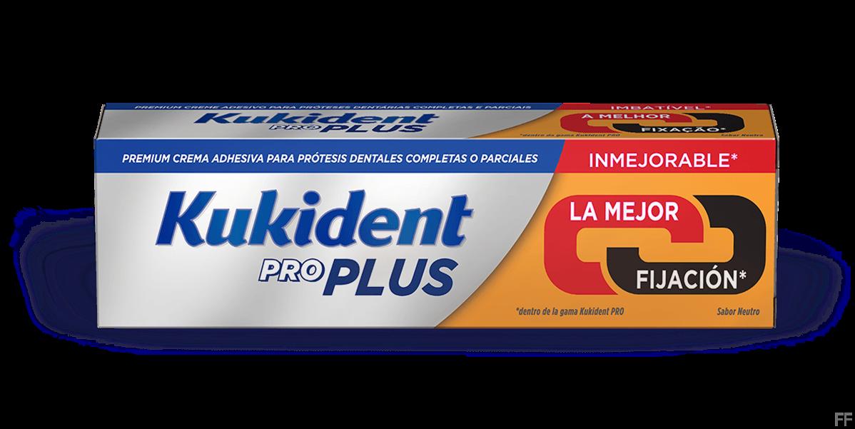 Kukident Pro Plus Crema Adhesiva La mejor fijación