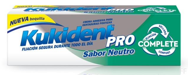 Kukident Pro Sabor Neutro 70 g