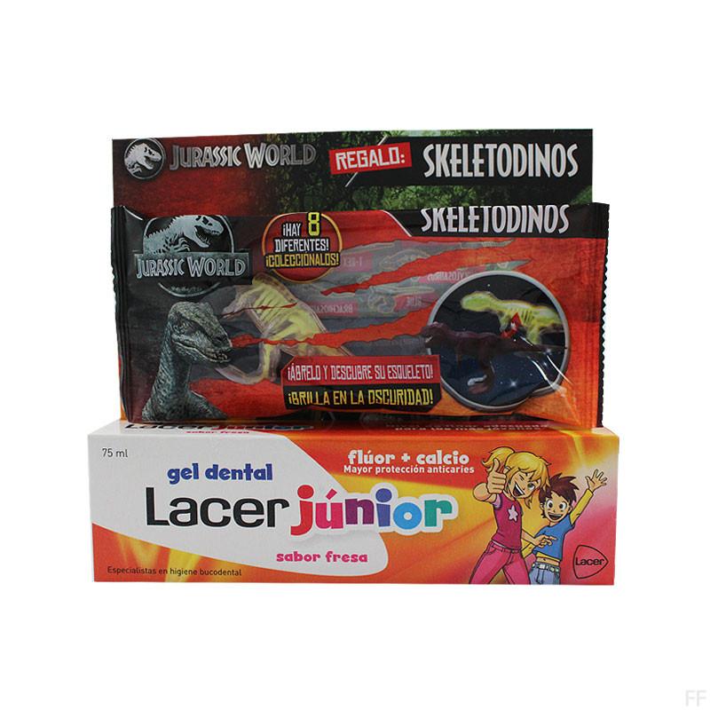 Lacer Junior Gel Dental Fresa 75 ml + REGALO