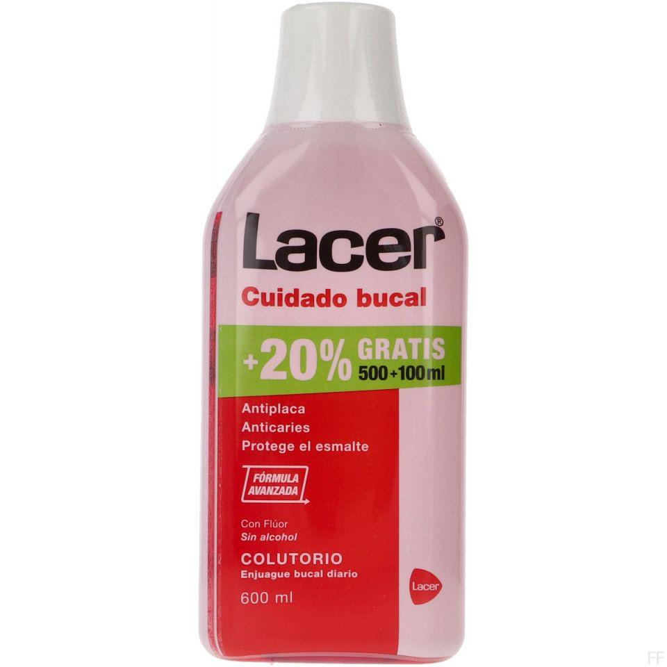 Lacer Colutorio 500 ml + 100 ml GRATIS